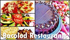 WHERE TO EAT WHEN IN BACOLOD CITY is a list of Bacolod restaurants, cafes, and dining places in Bacolod City, Negros Occidental