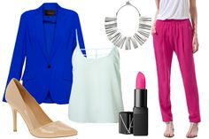 4 Bright Lip Shades, 4 Awesome Outfit Ideas