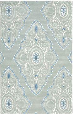 Safavieh Wyndham WYD372 Blue Rug