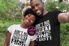 Cute Couple Shirts, Couple Tees, Matching Couple Shirts, Matching Couples, Matching Outfits, Relationship Shirts, Black Couples, Couple Outfits, Black Love