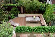 Terrace and Garden Designs For Stylish Outdoor