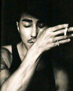 Cha Seung Won for L'OFFICIEL Hommes Magazine