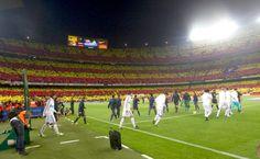 Barcelona empató 2-2 con el Real Madrid en el Camp Nou