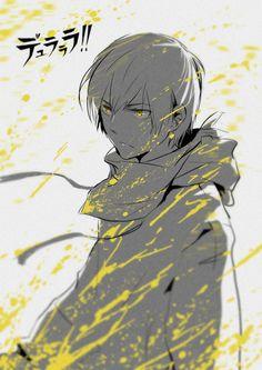Durarara!! | Kida Masaomi