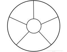 Wheel Templates (Memory Wheels) | Graphic organizers, Purpose and Wheels