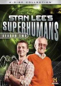 Amazon.com: Stan Lee's Superhumans Season 2: Stan Lee's Superhumans: Movies & TV