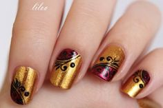 This is one fantastic post of nail art