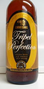 Tripel Perfection-Brewery Ommegang