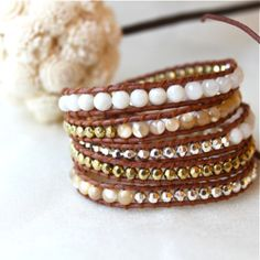 Love these bracelets, picked one up in a little boutique in Nevada City, CA