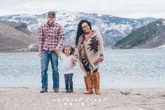 Stagecoach Reservoir Family Portrait