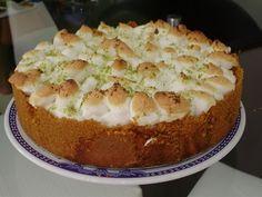 Imagem da receita Torta de limão