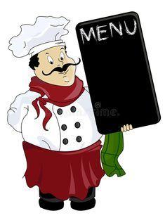 Fat Chef Kitchen Decor, Kitchen Art, Chef Pictures, Italian Themed Parties, Kitchen Clipart, Cartoon Chef, Chef Logo, Italian Chef, Cute Clipart