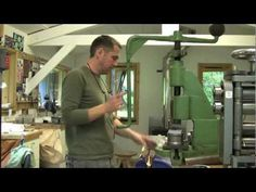 worth watching just for his accent-- swoon! Craig Stuart - Mokume Gane
