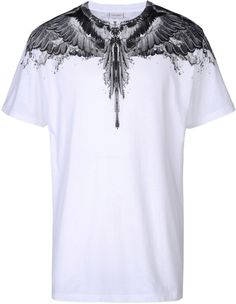 Marcelo Burlon T-shirts for Men Pant Shirt, Sweater Shirt, Shirt Dress Tutorials, Mens Polo T Shirts, Shirt Men, Shirt Packaging, Jean Shirts, Cool T Shirts, Menswear