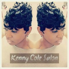 Step By Step By Razor Chic Of Atlanta Short Hair Don T