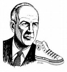 The Revolutionary Shoe / Converse Shoes-Chuck Taylor