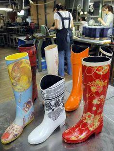 Tips de moda: ¿Cómo usar botas de lluvia? - Terra México