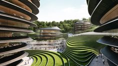Peter Pichler Architecture Wins Massive Project Inspired by Vernacular Chinese Buildings