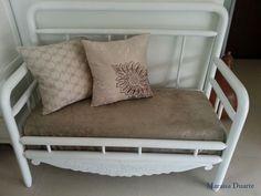 Banco de cama antiga!!!