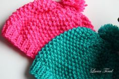 Laçin Tenel: DIY : Pirinç Örgü Bere Yapımı Love Crochet, Knitted Hats, Winter Hats, Beanie, Knitting, Beanies, Scarves, Caps Hats, Tricot