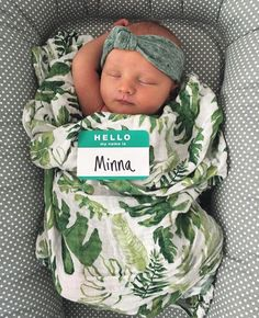 Cute baby name announcement Little Babies, Cute Babies, Birth Announcement Boy, Baby Swaddle Blankets, Everything Baby, Baby Time, Baby Fever, Future Baby, Baby Pictures