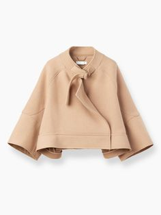 Discover Cropped Jacket and shop online on CHLOE Official Website. 16HVE1716H072