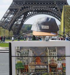 Prise de vue dans Paris by @occparis de casquette huf @hufworldwide #hufclothing #streetstyle #style #photography #paris #france