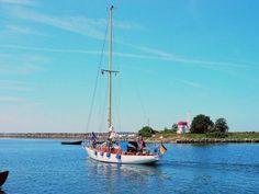 Ein Paradies für Segler ist das Südfünische Inselmeer. Vorbei schippern an kleinen Inseln, die exotische Namen tragen wie Drejø, Hjortø, Skarø, Avernakø, Lyø oder Ærø.