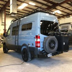 21 Models of Offroad Vans for Camping in The Interior Where The Road is Difficult to Get Through - Camper Life Sprinter Van Conversion, Camper Van Conversion Diy, Mercedes Sprinter Camper, Mercedes Camper, Camper Van Life, 4x4 Van, Vw T, Expedition Vehicle, Van Camping