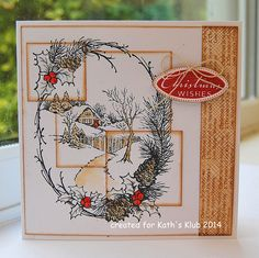 Kath's Blog......diary of the everyday life of a crafter: Twiddling my thumbs...
