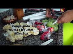 Como Conservar Frutas, Verduras e Hortaliças por até 3 meses! - Projeto Vida Toda - YouTube