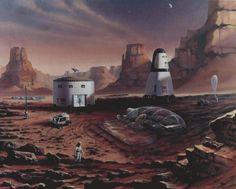 How Self-Sustaining Space Habitats Could Save Humanity from Extinction [Mars in the Future: http://futuristicnews.com/tag/mars/ Space Future: http://futuristicnews.com/category/future-space/]