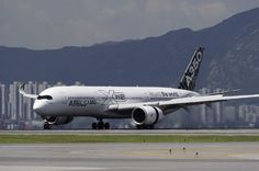 AIRBUS A350 XWB arrives in Hong Kong as part of world tour | Guyana Aviation