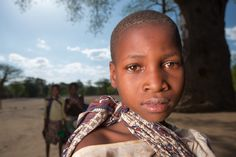 Faces of Africa