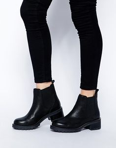 ASOS+ROCKET+SCIENCE+Leather+Ankle+Boots