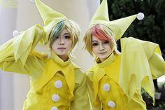 Twin Card cosplay