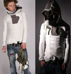 Image result for desert cyberpunk outfits