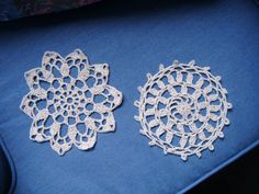Doilies...have always hated these!