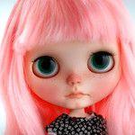 Custom Doll - Miema Dollhouse