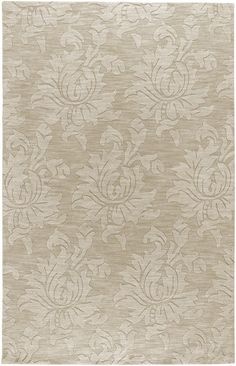 Surya Mystique M-175 Area Rug - This Beige rug would make a wonderful addition to any room. Find out why many others prefer to shop with RugStudio