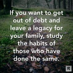 We live in America, where we can can educated for free on a subject at our libraries. There is no excuse not to learn and make more of our lives. Financial Guru, Financial Quotes, Financial Peace, Financial Analysis, Quotes Dream, Life Quotes Love, Robert Kiyosaki, Tony Robbins, Dave Ramsey Quotes