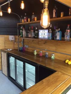 Details about Horse box / Mobil bar / conversion / Cattering trailer conversion / industrial Horse Trailer Mobile Bar~Gin~Fizz ~Coffee Bar Wedding Festival Hire Business Catering Trailer, Food Trailer, Bar Catering, Gin Bar, Café Bar, Gin Fizz, Mobile Bar, Mobiles Catering, Horse Box Conversion