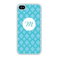 Brighten the look of your iPhone and your day with the vibrant Lattice iPhone case.