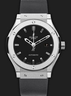 Hublot classique fusion   http://www.maier.fr/montres-prestige/montres-hublot/montres-hommes-femmes/Classic%20Fusion%2038%20mm,565.ZX.1170.LR