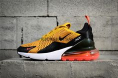 the latest 9fcf6 7099e Nike Air Max 270 in blackorange AH8050-004 Nike Lifestyle Shoes, Adidas