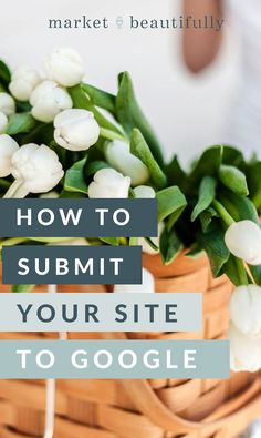 It's a way to filter out all the scammy site stuff so Google mentioned submitting your site to make the whole discovery process quicker. I'm not entirely convinced that this ups your rank or gets you crazy results but a five second process that DOES have a benefit can't hurt, right? I wanted to share…