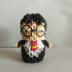 harry potter 3d origami - Google Search