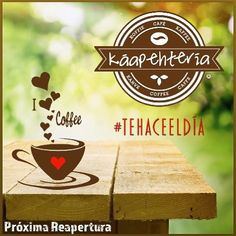 Próxima reapertura @kaapehteria! #yeah  #Káapehtería #Gourmet #TeHaceElDía #ConsumeLocal #Cafetería #Café #Frappuccinos #Frappés #Alimentos #Desayunos #Postres #Panes #Pasteles #KáapehCOMBO #Káapehtear #KáapehteAMIGOS #RoAlpuche #JustMe #Entrepreneur #Chetumal #QuintanaRoo #México