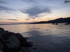 klenovica, croatia @ ohjade Croatia, Celestial, Sunset, Travel, Outdoor, Outdoors, Viajes, Destinations, Sunsets