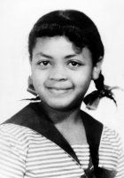 Linda Brown was the